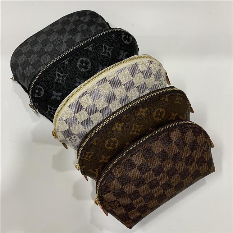 concepteur sac de maquillage sac cosmétique Zippy sacs à main de luxe concepteur sacs à main des femmes font des sacs pochette cosmétique de porte-monnaie sac à main de toilette 1 à 7 mai