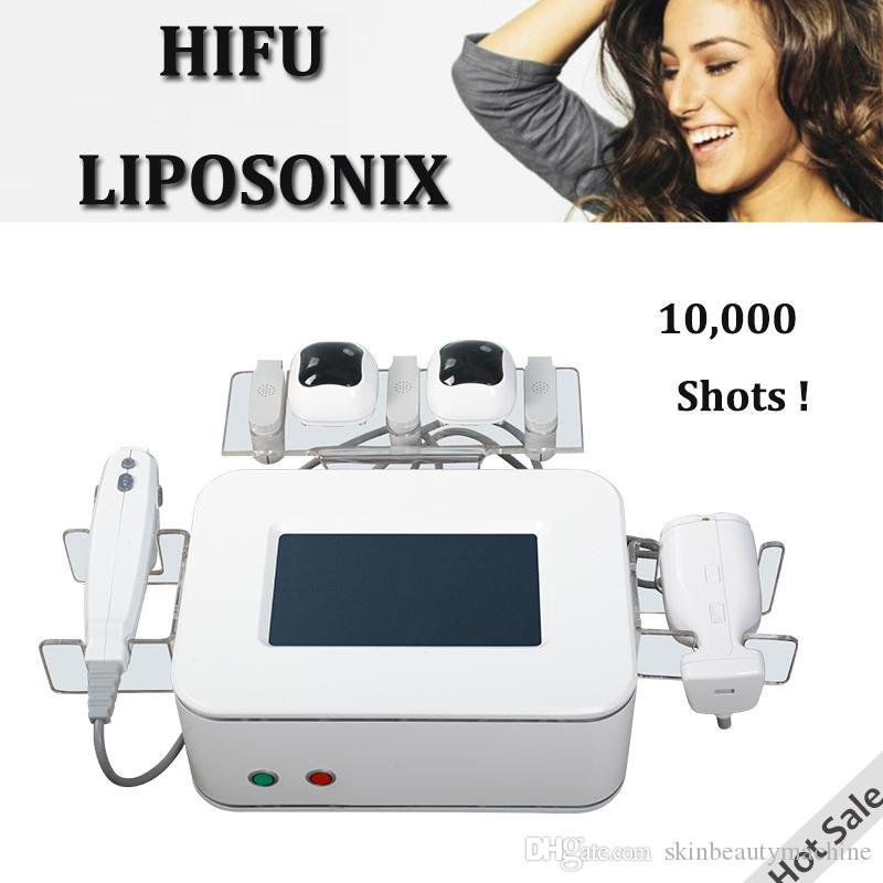 2 в 1 клинике красоты Liposonix использовать корпус машины для похудения HIFU по уходу за кожей подтяжки лица устройства лифтинг