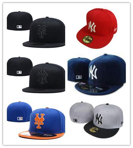 Rojos caliente Nueva buena calidad barato F1 CC equipadas Caps gorra de béisbol Equipo C Carta Tamaño de sombrero de ala plana del hueso del Snapback de las gorras de béisbol Tamaño