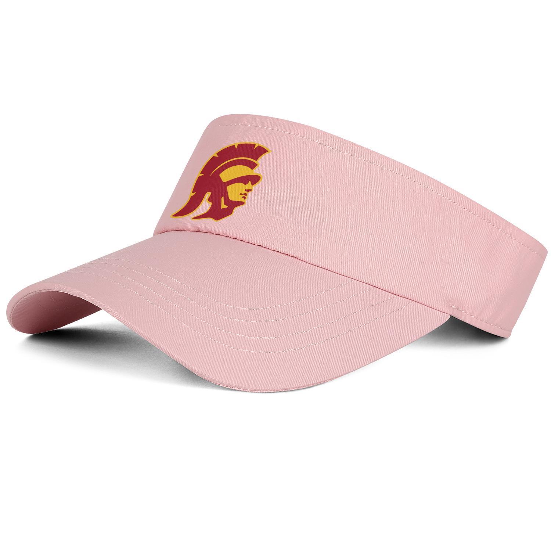 1USC Truva Atları futbol basketbol logosu siyah adam tenis şapka beyzbol serin tasarım golf şapka serin moda beyzbol sevimli kap moda kişi