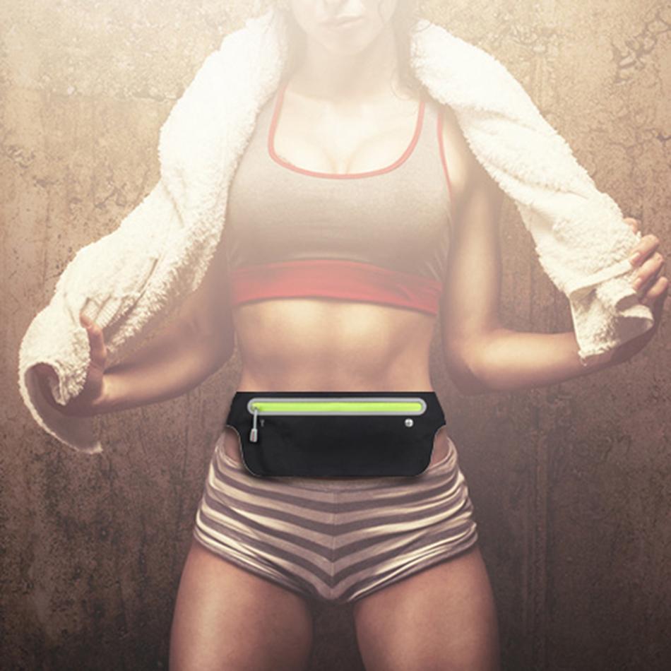 Запуск Чехол Талии Сумка Пояс Телефон Женщины Пояс Талии Сумка Пакет Спортивный Чехол Для Samsung Galaxy S8 S9 S7 Sumsung A8 A7 A5 / J5 / J7 2017