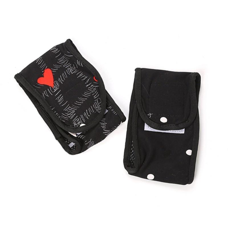 Pantalones vientre Perro banda de tela Wrap Wrap urinaria pañal enfermería pañal reutilizable fisiológicas de los pantalones del pañal perro Wraps Sanitarias