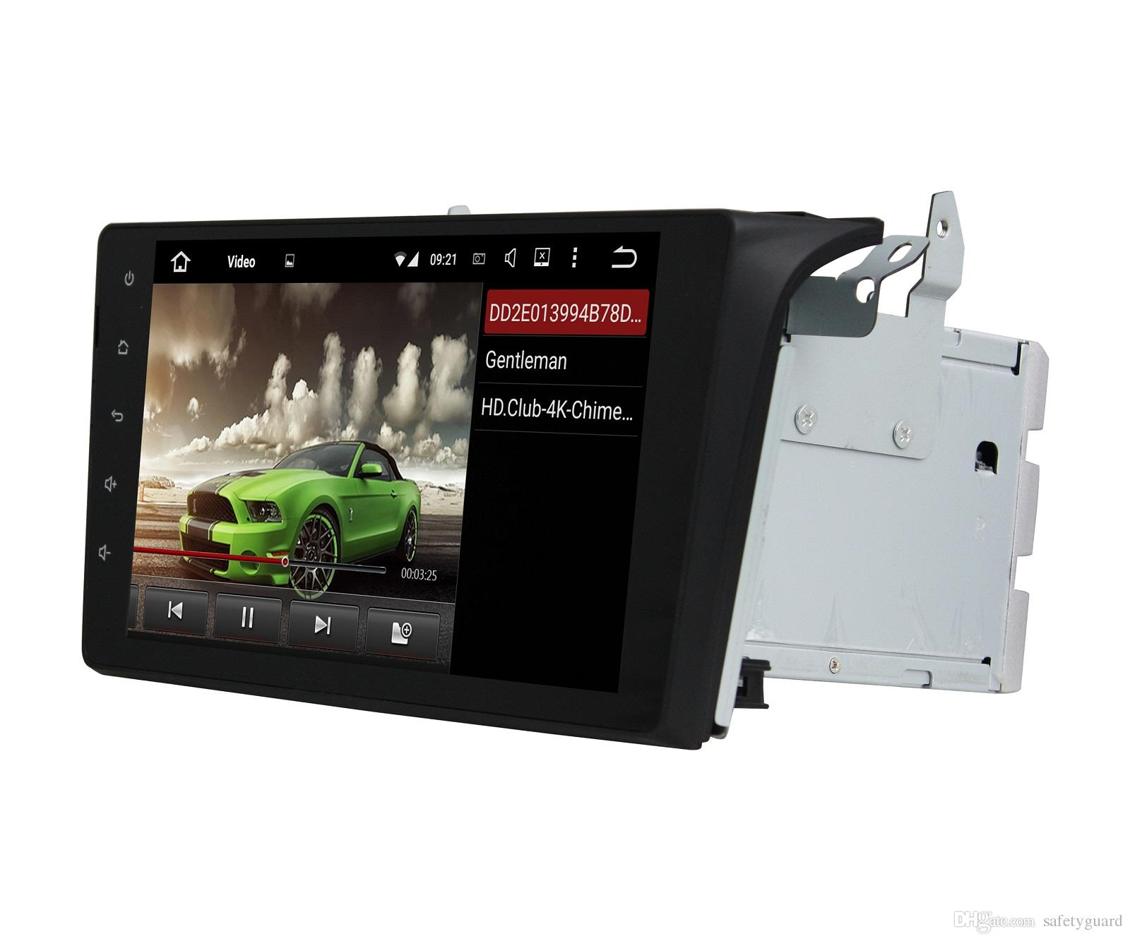 """DSP Android 9.0 Octa Core 2 din 9"""" Car DVD Radio GPS for Mazda 3 2004 2005 2006 2007 2008 2009 Bluetooth 4.2 WIFI USB Mirror-link"""