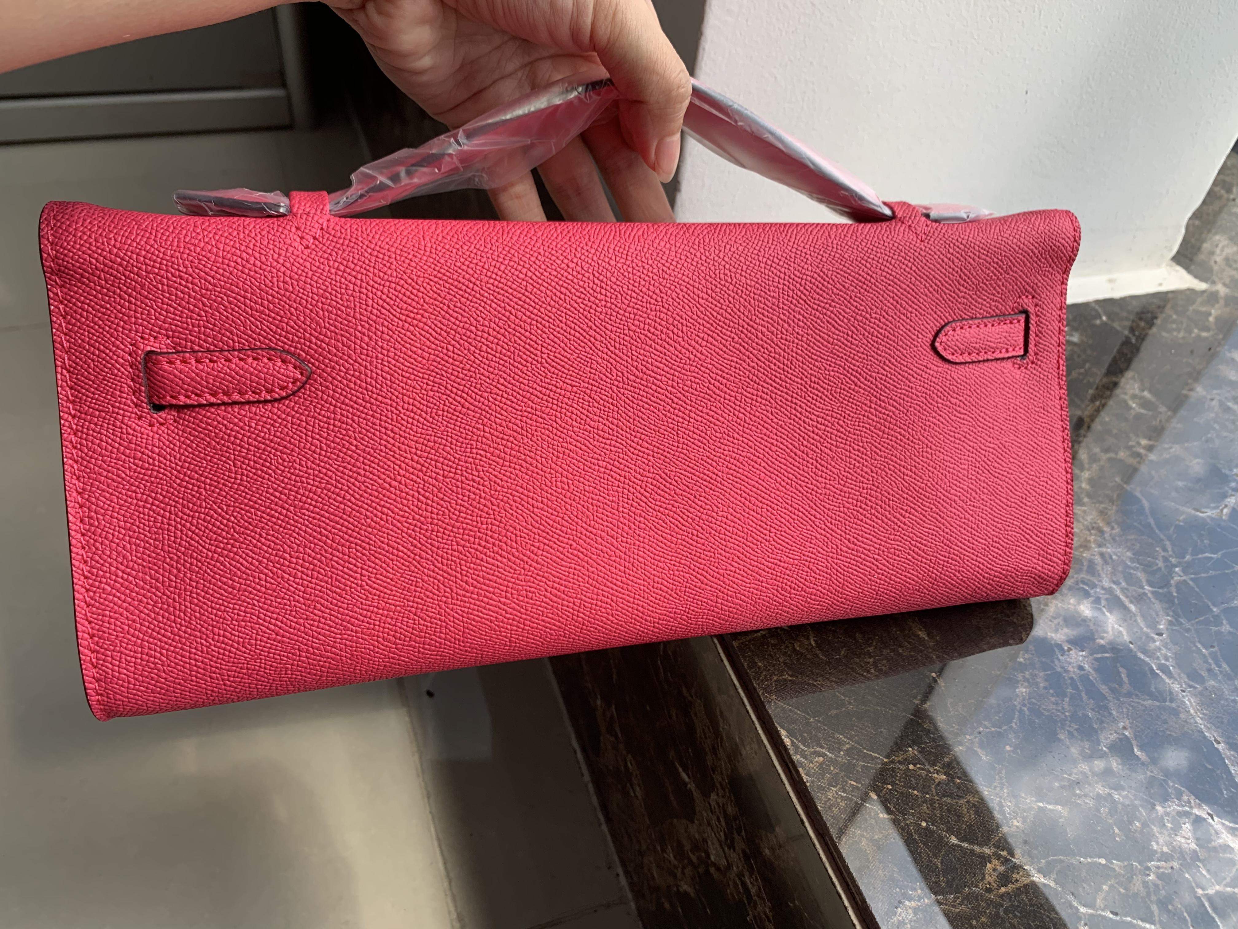 Tote de cuero embrague bolsa de bolso caimanes de bolsas genuinas bolso bolso bolso envolvente moneda mujer billetera bolsa caliente platino onarg