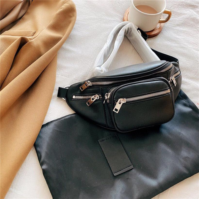 Designer Taille Taschen Umhängetasche Qualitäts-Leder-Handtasche Mode-CFY2003131