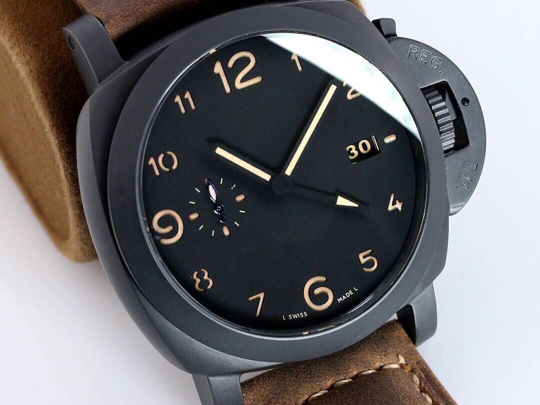 Высокое качество Новый Новый высокое качество p9001 движение 40mmX9. 8mm дизайнерские часы Часы Часы автоматическое оборудование алмазные часы набор шнек