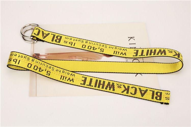 Cintos 200 centímetros New lona para mulheres dos homens de Hip Hop Belt Rua Casual correia frouxa Strap cintura alta qualidade