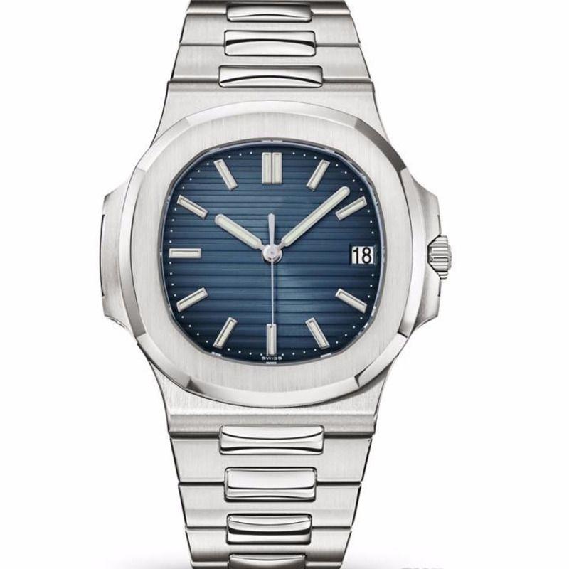 뜨거운 판매 남자 시계 고품질 자동 기계식 스테인레스 스틸 스트랩 남자 망 시계 시계 손목 시계