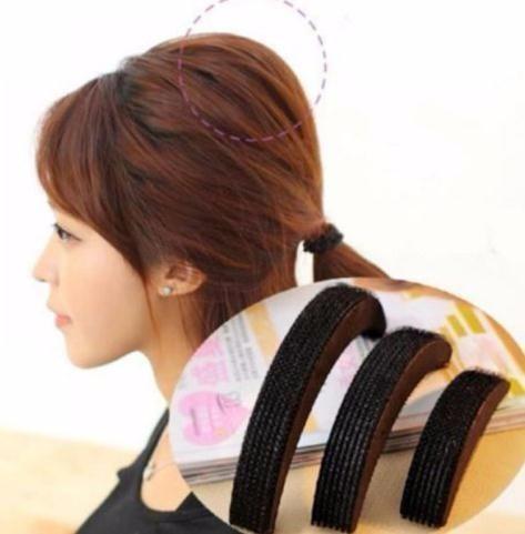 3 Unids Mujer Y Niña Estilo de Moda Encantadora Clipping Stick Bun Maker Braid Tool Accesorios Braider