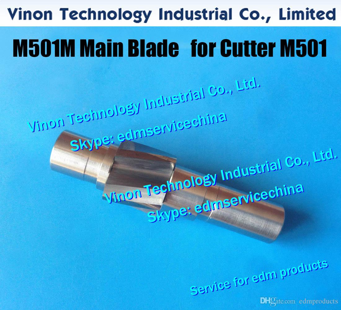 (1PC) M501M lâmina principal utilizado para cortador de fio M501, da faca para o fio INVERSOR X056C326G51 para Mitsubishi DWC-CX período série-fim, série FX