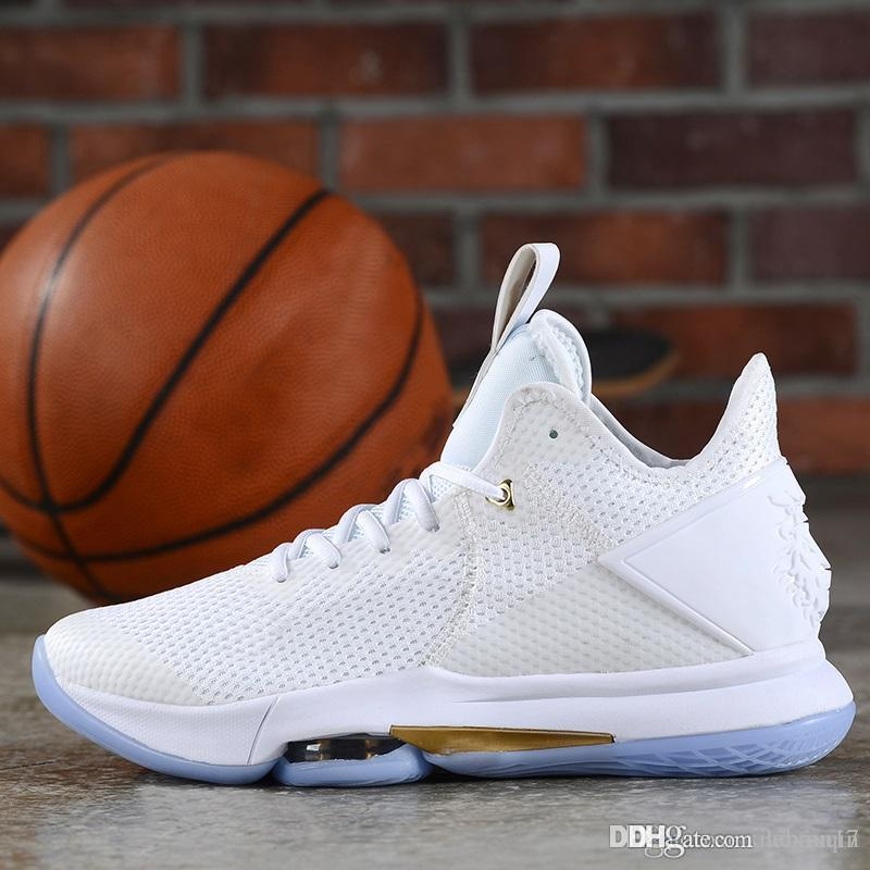 Memorándum barajar cielo  2020 Cheap Mens Lebron Witness 4 Basketball Shoes White Gold Black Purple  Green Grey New Lebrons James 17 XVII Sneakers Tennis With Box Size 7 12  From Lebron17, $26.95 | DHgate.Com
