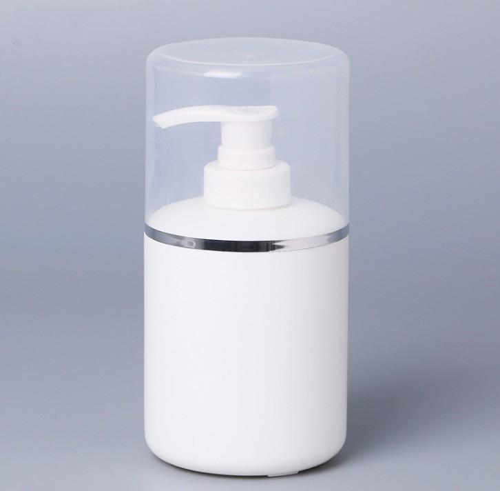 300 мл пластиковый пустой насос диспенсер бутылки волос красоты шампунь лосьон гель для душа бутылка путешествия многоразового использования бутылки контейнер LLFA