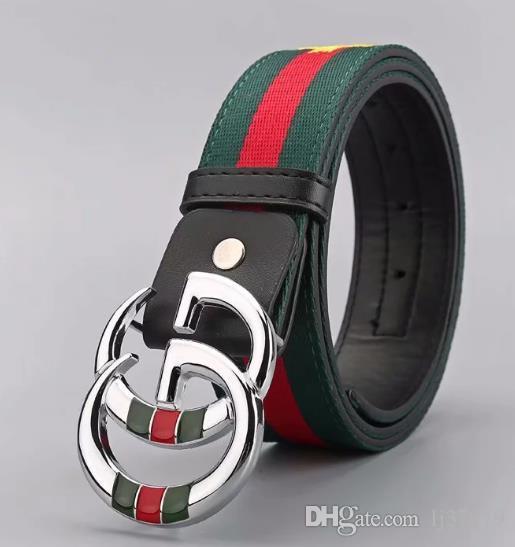 classici Cinture ceinture progettista di alta qualità di marca di modo mens cintura fibbia nero di lusso di vendita calda delle donne Guardate qualsiasi colore che ti piace