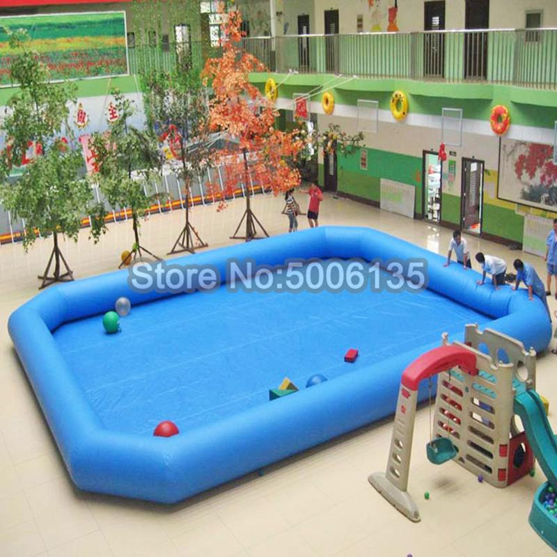 2019 5x5m 0.9mm Pvc Tarpaulin Outdoor Rubber Family Adult Plastic  Inflatable Swimming Pool,Folding Above Ground Swimming Pool From Wudun,  $1060.37 | ...