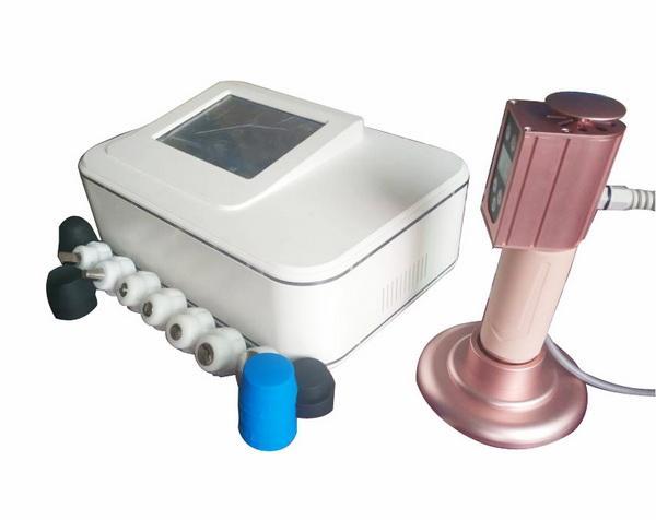 Terapia de onda de choque extracorpórea de alta calidad Electronic Wave Terapia de onda acústica Alivio físico Equipo de terapia física