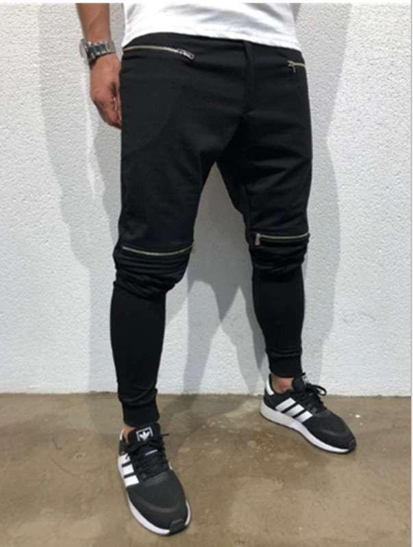 Nedensel Erkek Joggers Erkekler Tasarımcı Rahat Pantolon Erkek Sonbahar Ve Kış Spor Pantolon Artı Boyutu Yeni