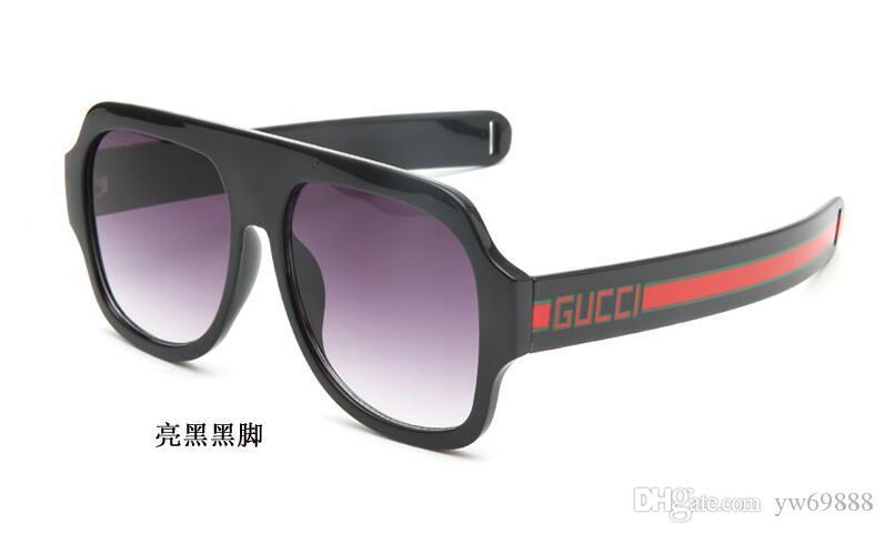 Envío gratis prueba gafas de sol retro vintage hombres gafas de sol diseñador sunglasse marco dorado brillante mujeres gafas de sol de calidad superior 97398