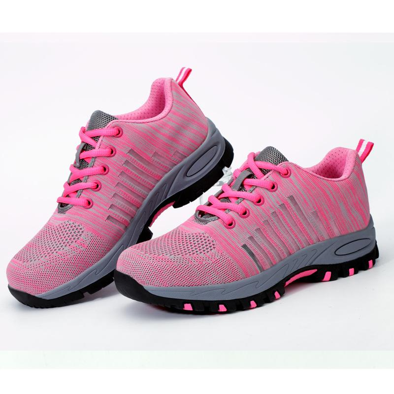 2020 Hot Sale Womens Safety Shoes Steel