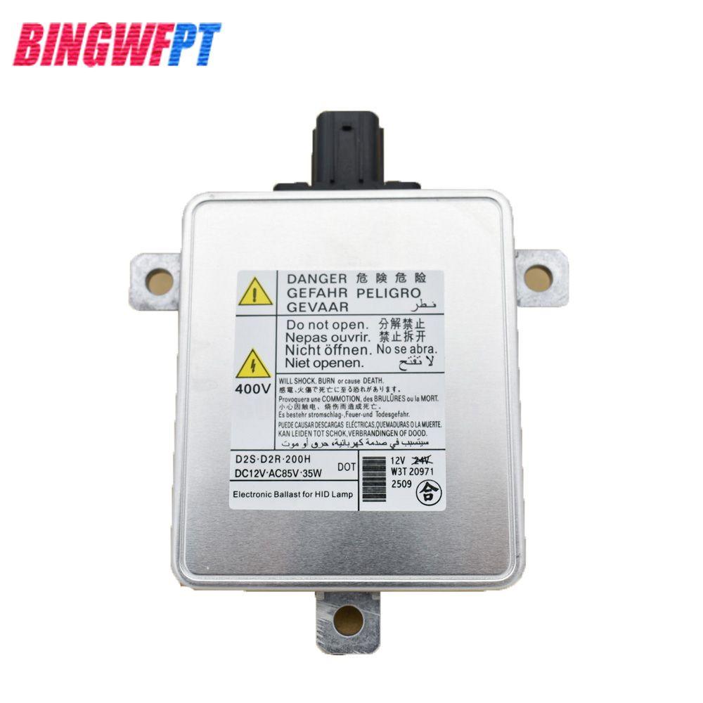NEW alta qualidade Xenon HID Farol Ballast W3T19371 W3T16271 W3T20671 W3T20971 para Mitsubishi Para Mazda Acura