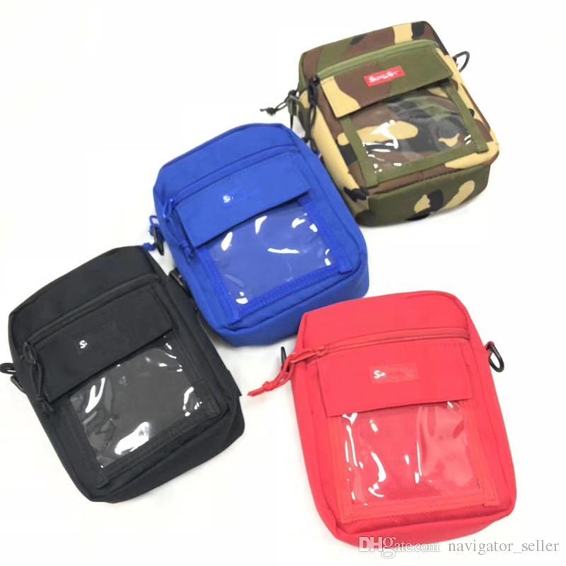 Compre Designer De Luxo S Fanny Pack Sacos No Peito Unisex Casuais Ombro  Saco Ao Ar Livre Saco Da Bolsa Do Telefone Bolsa De Viagem À Prova D 'Água  De