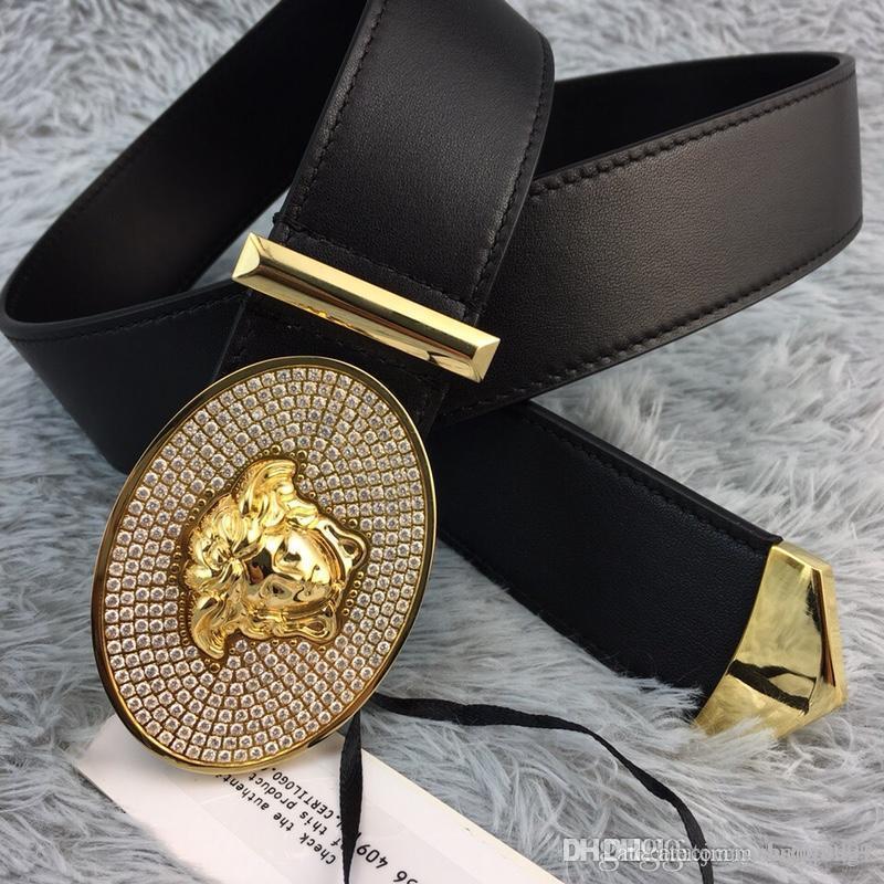 Cintura progettista 2019 xinhot per la cintura moda maschile per la cinghia di cuoio di alta qualità degli uomini di lusso per gli uomini BELS 5,0 centimetri di larghezza