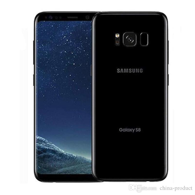 Refurbished Original Samsung Galaxy S8 Plus S8 G955f G950f Unlocked Cell Phone Octa Core 64gb 6 2 5 8 12 0mp Single Sim Cheap Mobile Phones Deals Find Mobile Phone From China Product 229 95 Dhgate Com