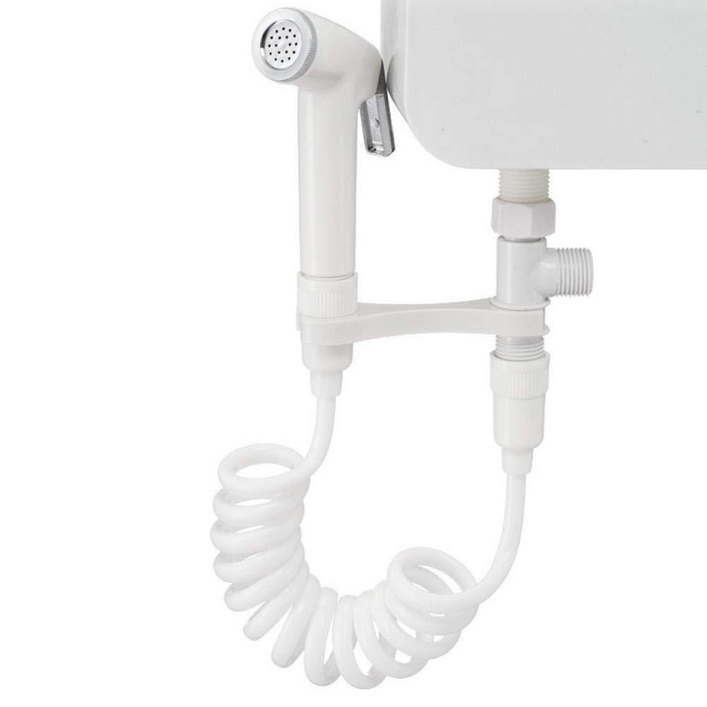휴대용 화장실 휴대용 비데 스프레이 노즐 샤워 헤드 좌석 욕실 키트
