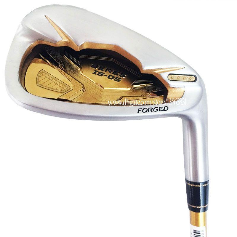 Nuovi Golf Clubs Honma S-05 Golf Irons Set 4-11AW SW 4Star Irons Set Set Golf Graphite Albero o acciaio R CLUBS STRAFT SPEDIZIONE GRATUITA