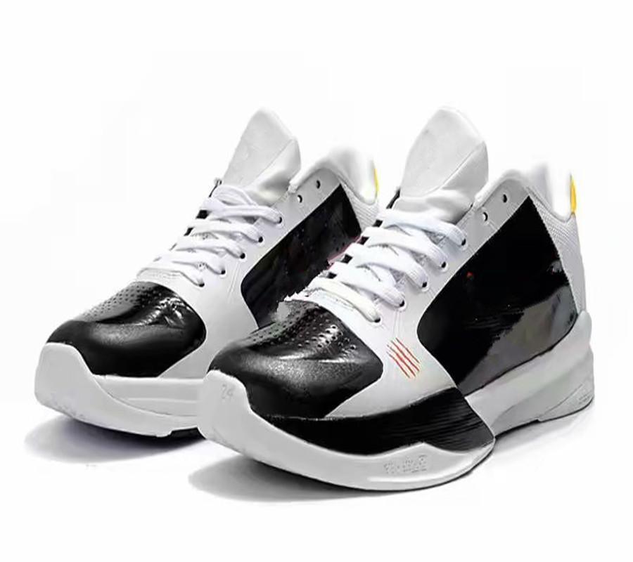 بروترو بروس لي أسود مامبا العقلية 5 مرحلة كبيرة أحذية كرة السلة للبيع مع مربع 2020 أحذية رجالية جديدة بالجملة US-US12