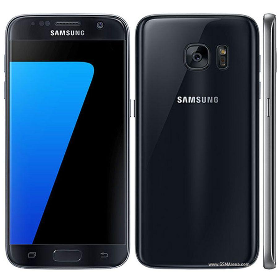 Original Refurbished Samsung Galaxy S7 G930F G930A G930T G930V G930P 5.1 inch Quad Core 4GB RAM 32GB ROM 12MP 4G LTE Unlocked Phone DHL 1pcs