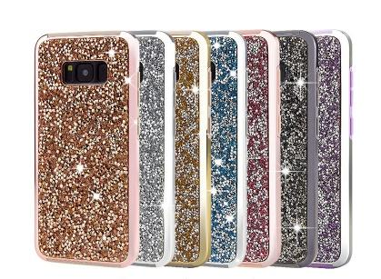 For Iphone 11 samsung s10 Premium bling 2 in 1 Luxury Diamond Rhinestone Glitter Phone Case For iPhone 11MAX XR XS MAX X 8 7 Samsung Note 9
