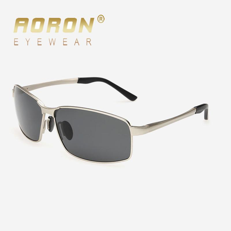 Gafas de sol polarizadas de los hombres de las mujeres de los hombres gafas de lujo que conducen las gafas para los hombres, gafas de sol del marco metálico gafas de sol hombre