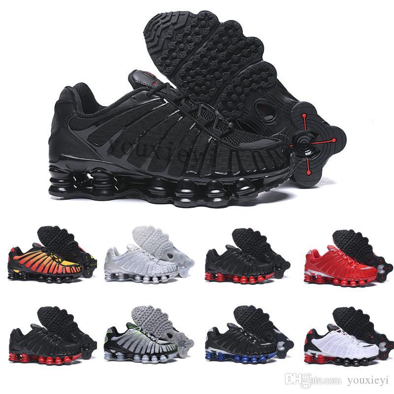 2019 Nuevo Envío Libre Nike Shox Tl Baloncesto Zapatos Hombres Zapatos  Zapatos Deportivos Negro Blanco Tamaño Del Diseño Oro Rojo 40 46 Por  Youxieyi, ...