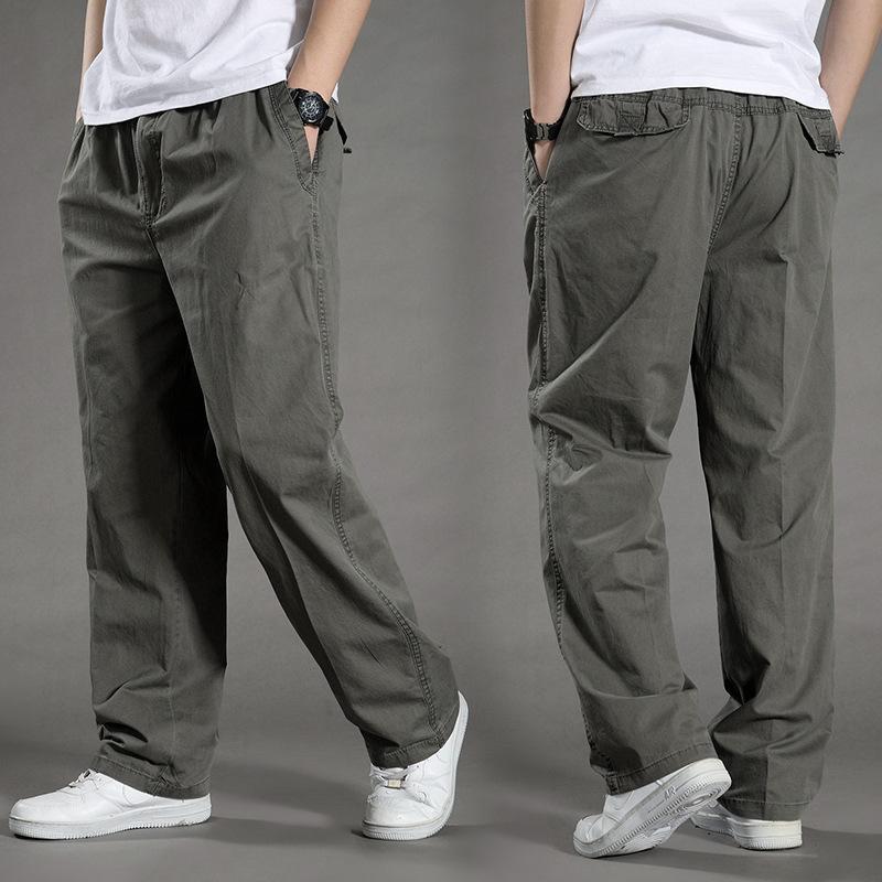 Мужчины Гарем Táctica Брюки 2019 провисание хлопок брюки мужские брюки плюс размер спортивные Pant Мужские бегуны Повседневные брюки 6XL T200102
