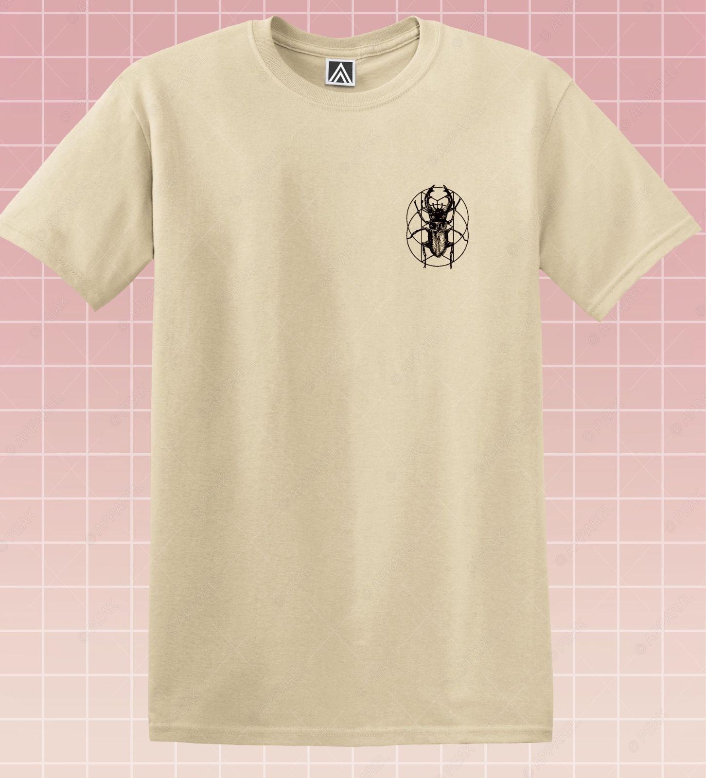 VENZULIA Mens Shrink-Less Crewneck T-Shirts 2PACK