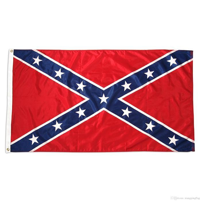 3x5 Flagge der Konföderierten-Fahne Alle Länder 100% Polyester-Gewebe Hanging Werbung, freies Verschiffen, stützen Tropfen-Verschiffen