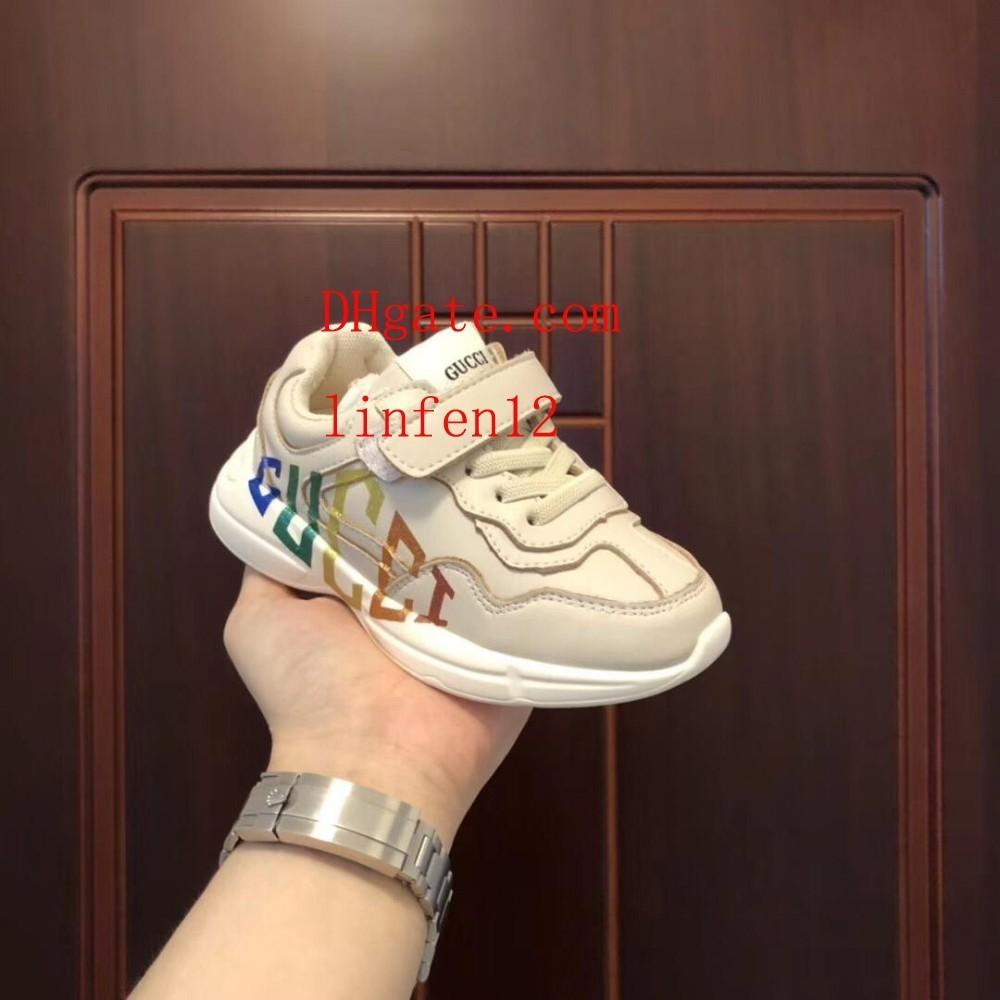 High End Shoes For Kids Summer New