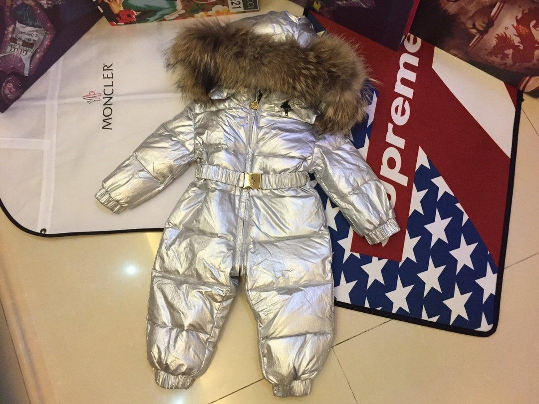 boy one-piece down jacket high quality WSJ050 comfortable warm windshield # 112627