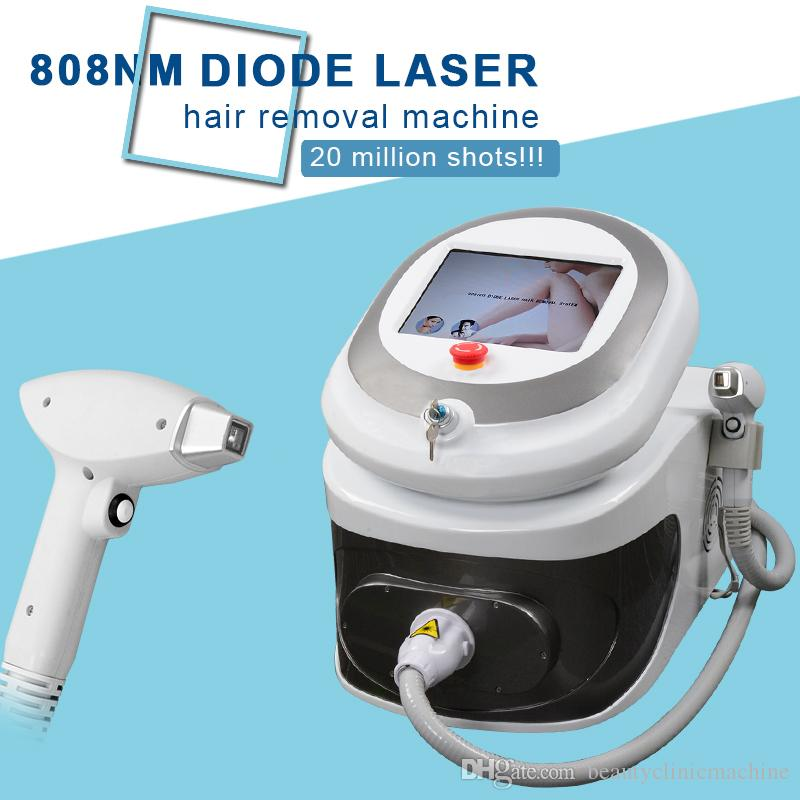 Alexandrite 808 Laser Hair Removal Machine 808nm Diode Laser Hair