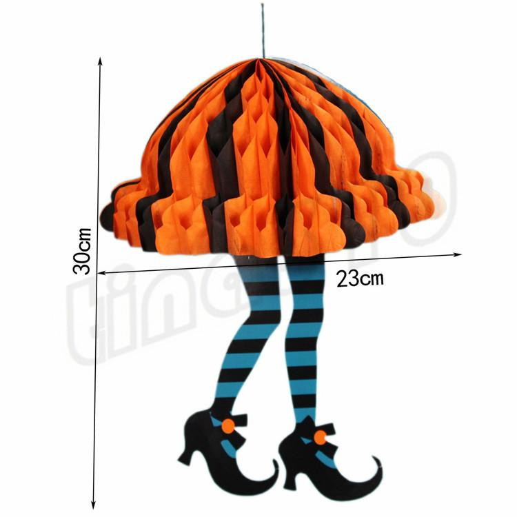 TNT Pinata Orange Color Great for Halloween