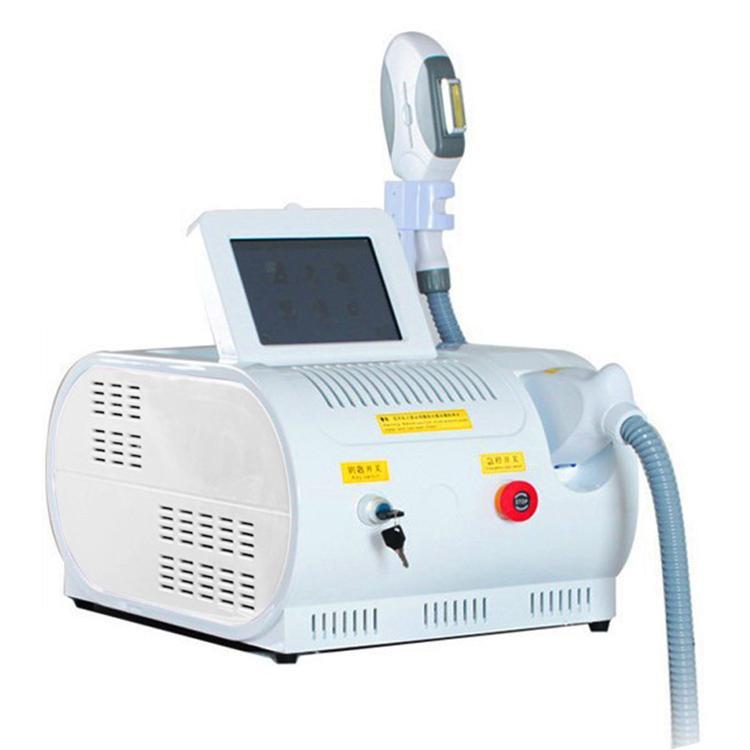 2020 E- 라이트 SHR OPT IPL 레이저 제모 기계 휴대용 헤어 제 모기 피부 젊 어 짐 살롱 사용 아름다움 장비