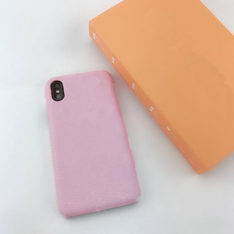 حالات فاخر مصمم الهاتف لفون 7 8 زائد X XR XS MAX مع مربع رائعة الغطاء الخلفي الصعب على اي فون برو 11 ماكس
