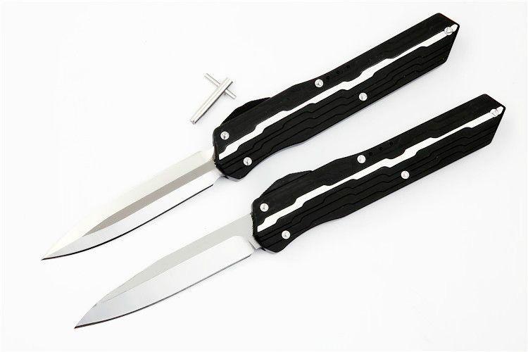 MICT personnalisée Munroe Cyp Apocalyptique D2 lame à double chasse d'action de pliage collection de couteaux à lame fixe cadeau de Noël Adru
