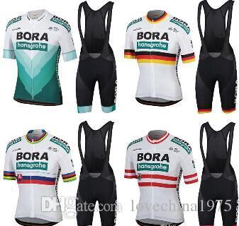2019 برو فريق بورا الدراجات جيرسي 9d مجموعة mtb دراجة الملابس روبا ciclismo دراجة الملابس ارتداء الرجال قصيرة مايوه culotte