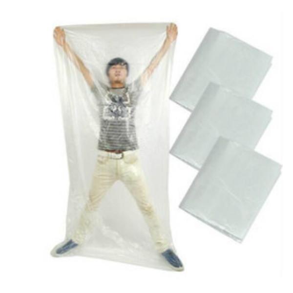 Novità del foglio di plastica per avvolgere il corpo di 120 * 220 centimetri / per l'utilizzo con la pelle coperta sauna tenere lontano da direttamente con la sauna coperta