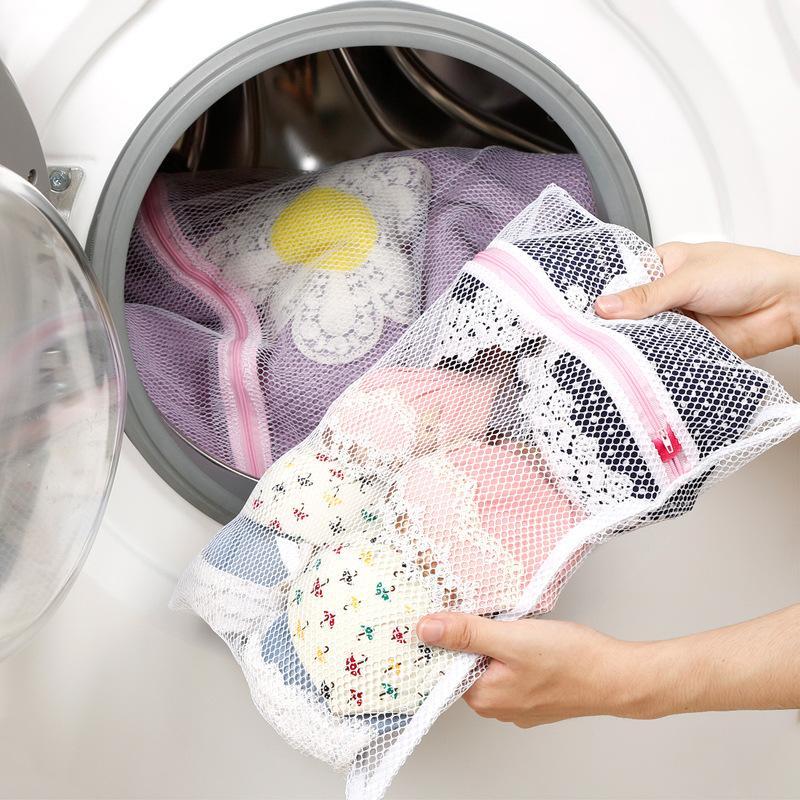 أكياس الغسيل غسالة ملابس داخلية حمالة الصدر حقيبة السفر شبكة أكياس الحقيبة الملابس كيس الغسيل GGA2109