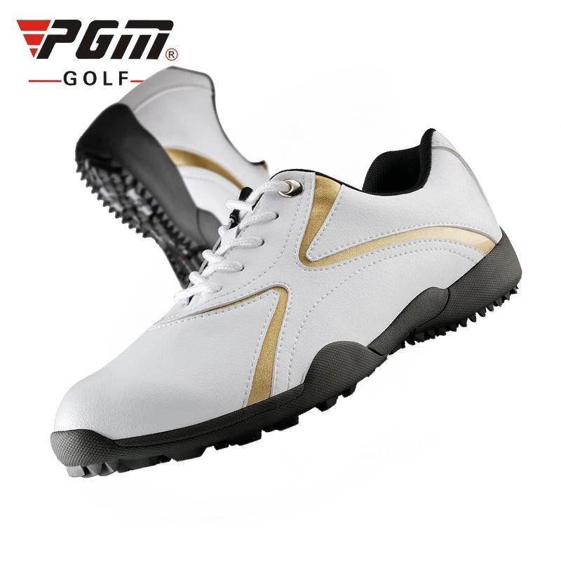 2019 Ner Pgm Authentic Upgrade Hot Sale Mens Golf Shoes Mens Leisure Section Fixed Nail Waterproof And Breathable Boys Sports Shoes Shoe Sale Shoes Uk From Fashion Bar 182 75 Dhgate Com