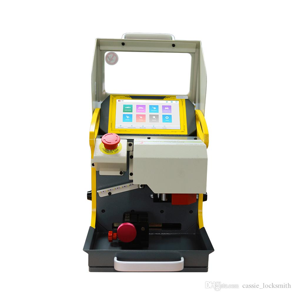 Kukai World Used Automatic Computerized Modern SEC-E9 Car Key Cutting Machine Lowest Price For Automobile,House Key 2019 New