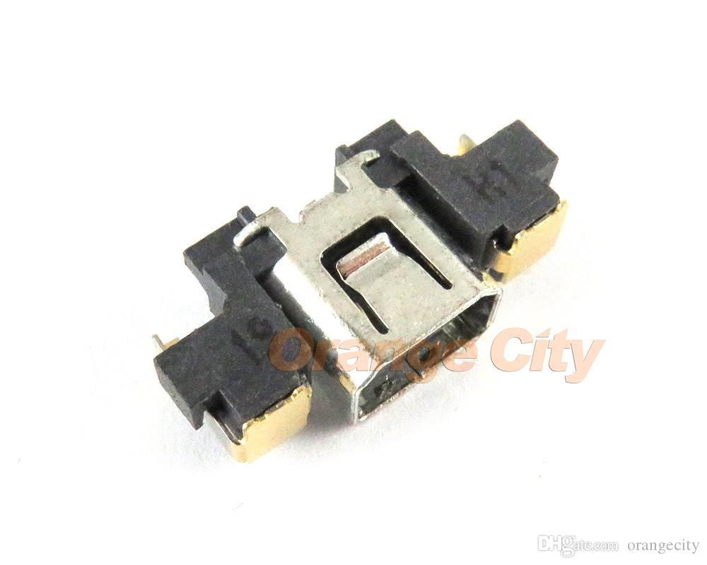Original New Power Jack Socket Dock Charge Prise de réparation du connecteur du port d'alimentation pour 3DS 3DS XL LL LSRG
