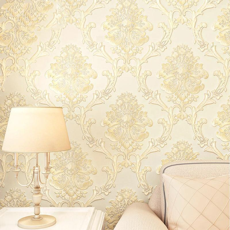 Brief Style Pastoral Floral Classic Straw Design Beige Wall Paper Wallpapers Roll For Office Home Decor Wallpapers Mobile Hd Wallpapers Of Nature From Bdhome 17 73 Dhgate Com